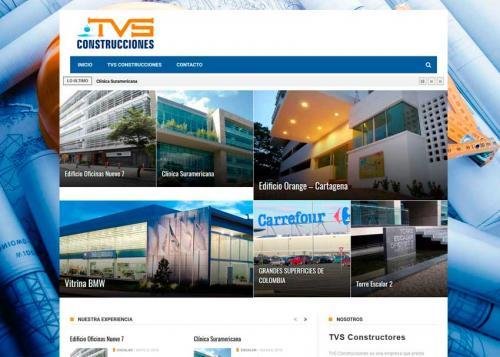 WEB - TVS construcciones